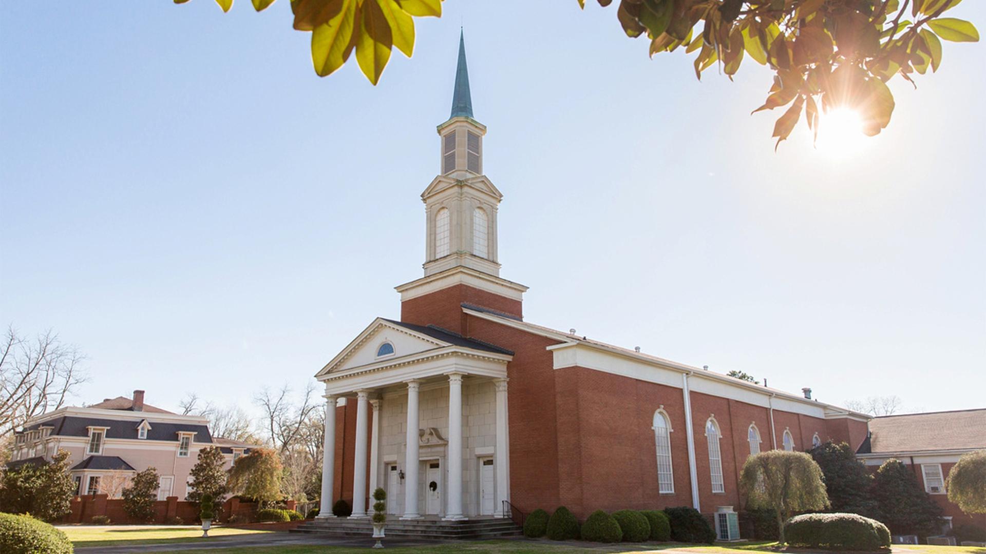 First Baptist Church Americus